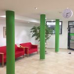 Innenraumgestaltung Sozialhilfeverband St. Veit