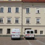 Fassadengestaltung am St. Veiter Hauptplatz