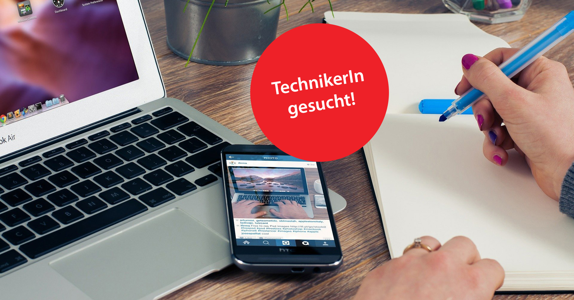 Read more about the article Malerei Sucher GmbH sucht Techniker/in