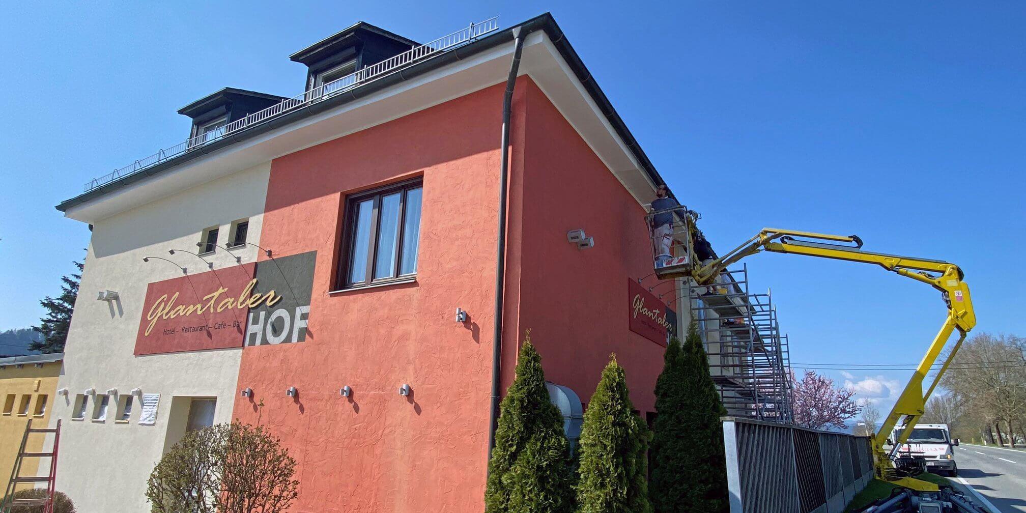 Read more about the article Fassadensanierung und Beschichtungsprojekte in St.Veit und Feldkirchen