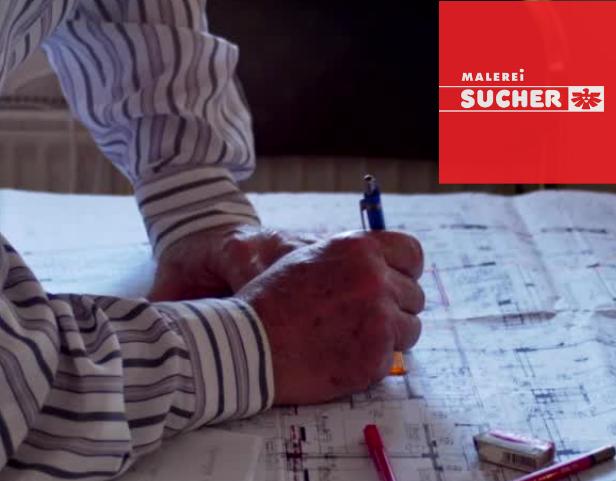 Malerei Sucher GmbH sucht Unterstützung der Geschäftsleitung